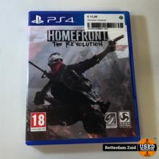 PS4 Game: Homefront | Met garantie