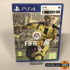 Ps4 Game: Fifa 17 | Met garantie