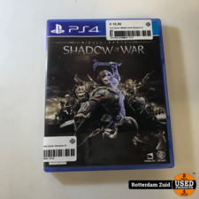 PS4 game   Middle Earth Shadow of War