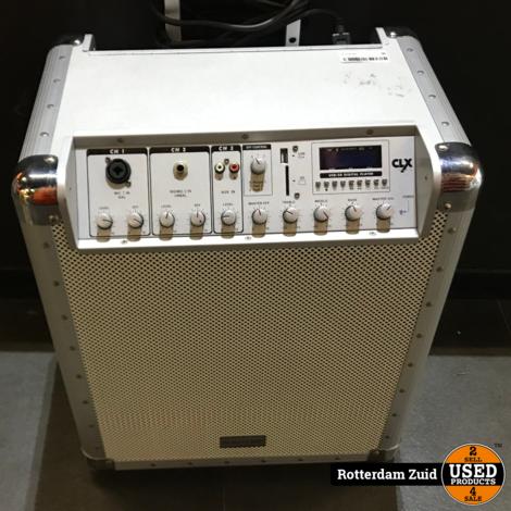 CLX Music Bullit 10 Portable speaker || Met garantie ||