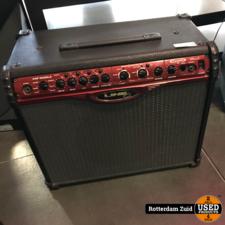 Guitar amplifier line 6 spider 112 Red Face 50 watts    In nette staat    Met garantie