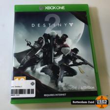 Xbox One Game: Destiny 2 || Met garantie