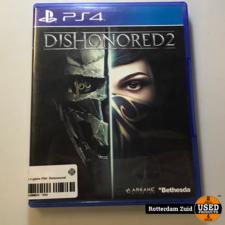 Playstation 4 game PS4: Dishonored 2 || Met garantie