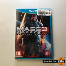 Wii U Game Mass Effect 3 || Met garantie