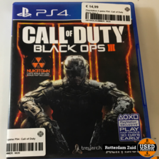 PS4 Game: Call of Duty Warfare