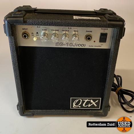 QTX EG-10J gitaarversterker || met garantie ||