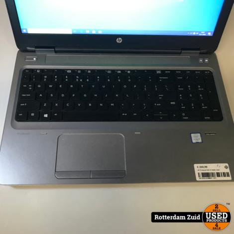 HP Probook 650 G2 || Nette staat || Met garantie