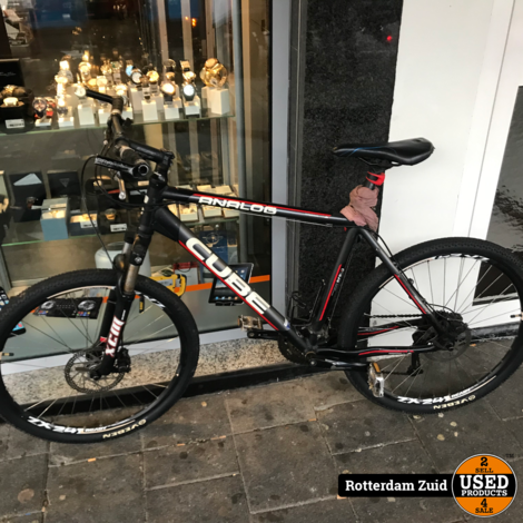 Analog cube Mountainbike    In nette staat   