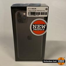 iPhone 11 Pro Max 256GB Space Gray || nieuw in seal ||