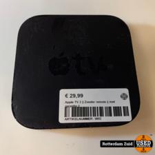 Apple TV 2 || Zonder remote || met garantie ||