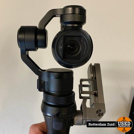 DJI Osmo Gimbal Zenmuse X3 4K Camera || 4x batterij met garantie ||