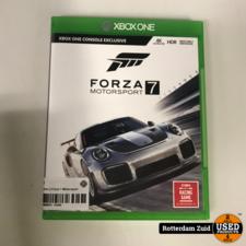 Xbox one game || Forza 7 Motorsport ||
