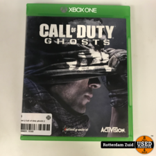 Xbox one spel    Call of duty ghosts   