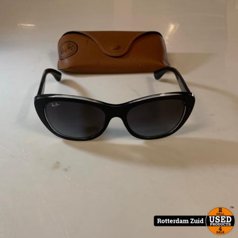 RayBan zonnebril RB4227 Zwart || Met hoes ||