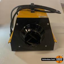 Werkplaats Verwarming Wilms EL3 Radiaal || in nette staat || Met garantie