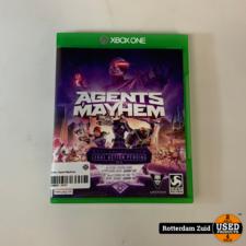 Xbox One Game: Agent Mayhem || Met garantie