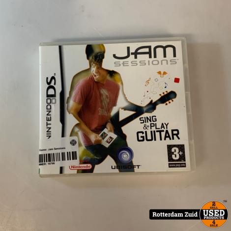 Nintendo DS Game: Jam Sessions || Met garantie