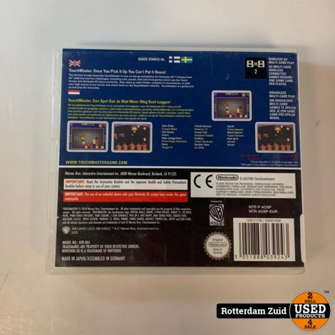 Nintendo 3DS Game: Touchmaster || Met garantie