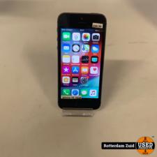 iPhone 5S 16GB    Space grey    Met garantie