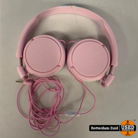 Sony Roze koptelefoon || In nette staat || Met garantie