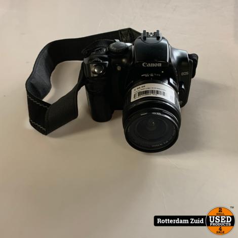 Canon 300D    Met 18-55 lens    Met garantie