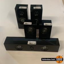 Samsung Center speaker system    In nette staat    Met garantie