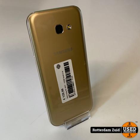 Samsung A5 2017 - 32GB Gold || in nette staat met garantie ||