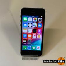 iPhone 5S 16GB Space Gray | in nette staat met garantie ||