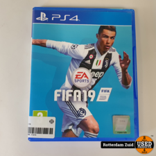 PS4 Game: Fifa 19
