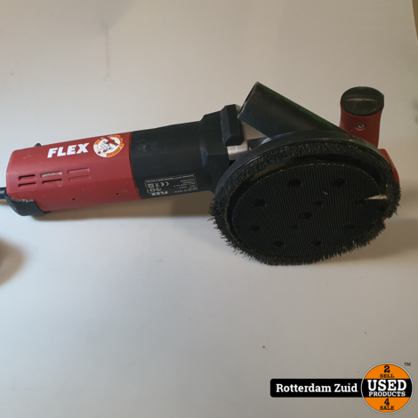 Flex-tools LD 15-10 125 R, Kit Turbo-Jet | Compacte betonschuurder 125 mm || met garantie |