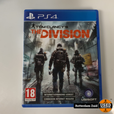 Playstation 4 Game PS4: The Division