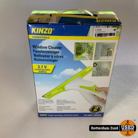 kinzo window cleaner