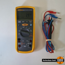 Fluke 1587 insulation multimeter    met garantie   