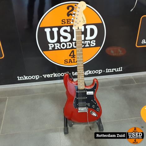 Fender Squier Standard Stratocaster || met garantie ||