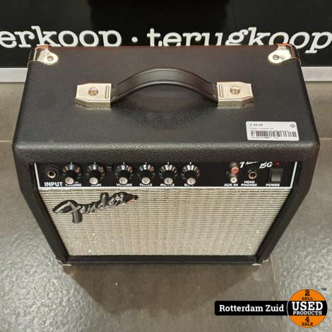 Fender Frontman 15G Gitaarversterker    in nette staat met garantie   