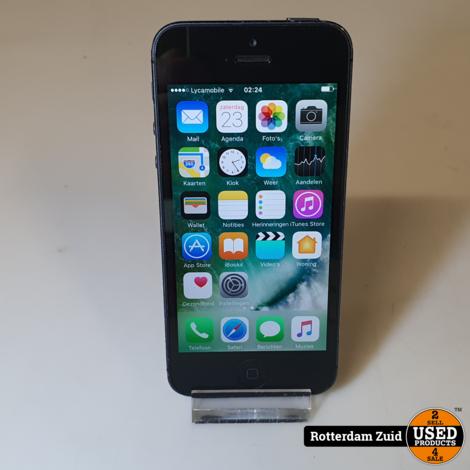 iPhone 5 16GB || Gebruikte staat