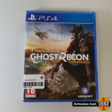 PS4 Game: Ghost Recon Wildlands