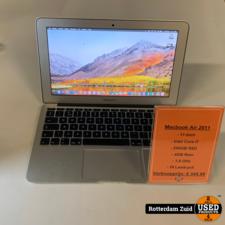 Macbook Air 2011 11-Inch i7 4gb 256gb