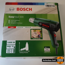 Bosch EasyHeat 500 II ZGAN in doos II