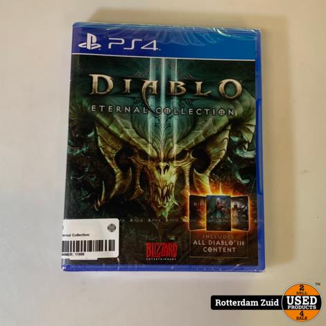 Diablo 3 Ethernal Collection II Nieuw in Seal II