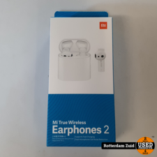 Xiaomi Mi True Wireless Earphones 2 (Wit) || NIEUW