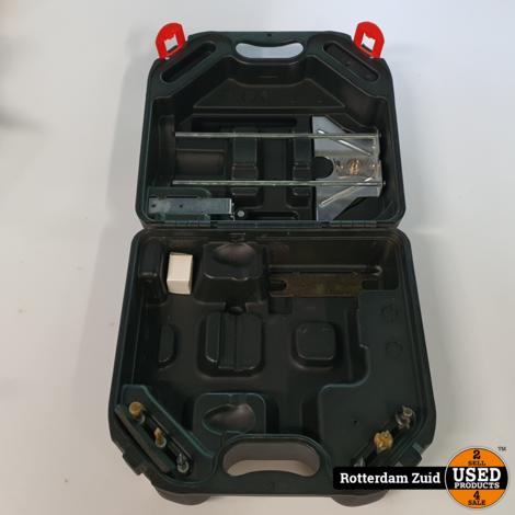 Black & Decker kw850e Bovenfrees compleet in koffer