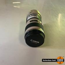 Canon 70-200mm 4.0 L USM EF Zoomlens || in nette staat met garantie ||