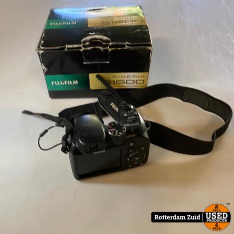 Fujifilm S1500 Finepix  camera || Met garantie ||