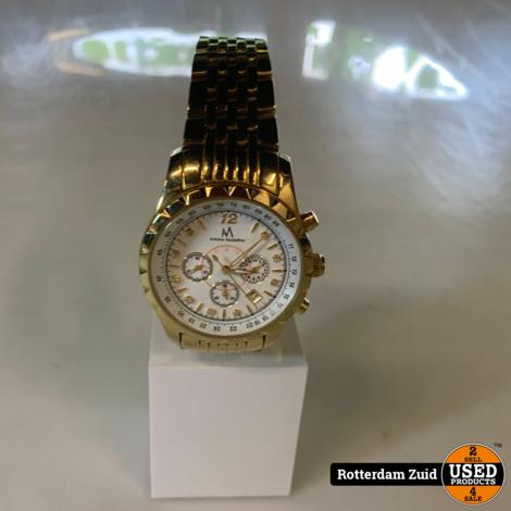antoine modestine horloge goud