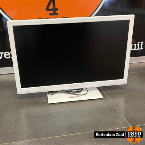 Salora 22LED9112CSW 22 Inch LED TV || In nette staat || Met garantie