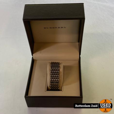 Burberry BU1712 Horloge || In nette staat compleet in doos ||