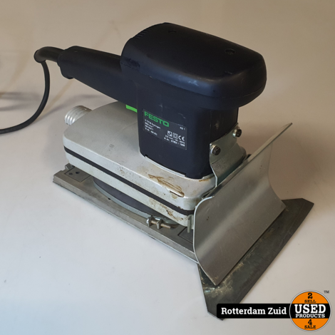 Festo RS1 Tapijtverwijderaar II Gebruikt II met koffer III