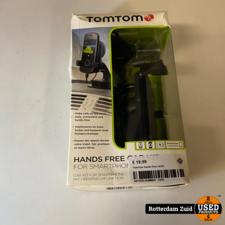 TomTom hands free carkit II Gebruikt II met garantieII