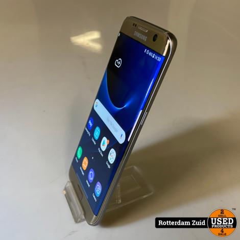 Samsung Galaxy S7 Edge Goud || in nette staat met garantie ||